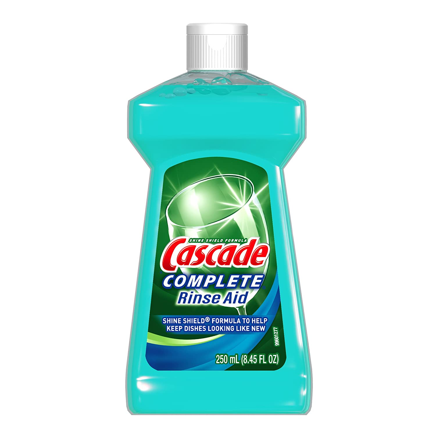 Cascade Complete Rinse Aid, Dishwasher Rinse Agent 8.45 Fl Oz (Pack of 2)