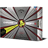 Callaway Golf 2018 Chrome Soft X Golf Balls (One Dozen)