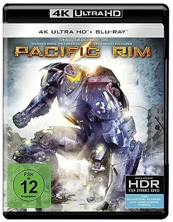Pacific Rim (4K Ultra HD) [Alemania] [Blu-ray]: Amazon.es ...