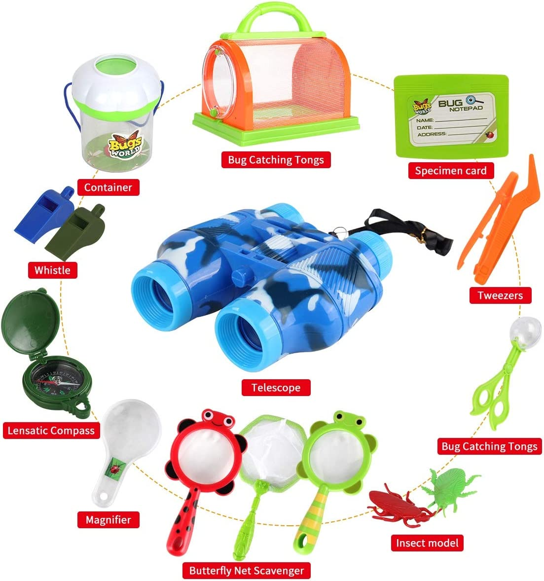 toys games nature exploration toys magnifying glass