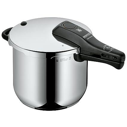 Cocinar En Olla Rapida | Wmf Perfect Olla Rapida Acero Inoxidable Diametro 22 Cm