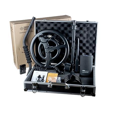 Detector de metales subterráneo de plata y oro Excavador de oro Cazador de tesoros, Profundidad de exploración 2.5m Detector de metales profesional AS944: ...
