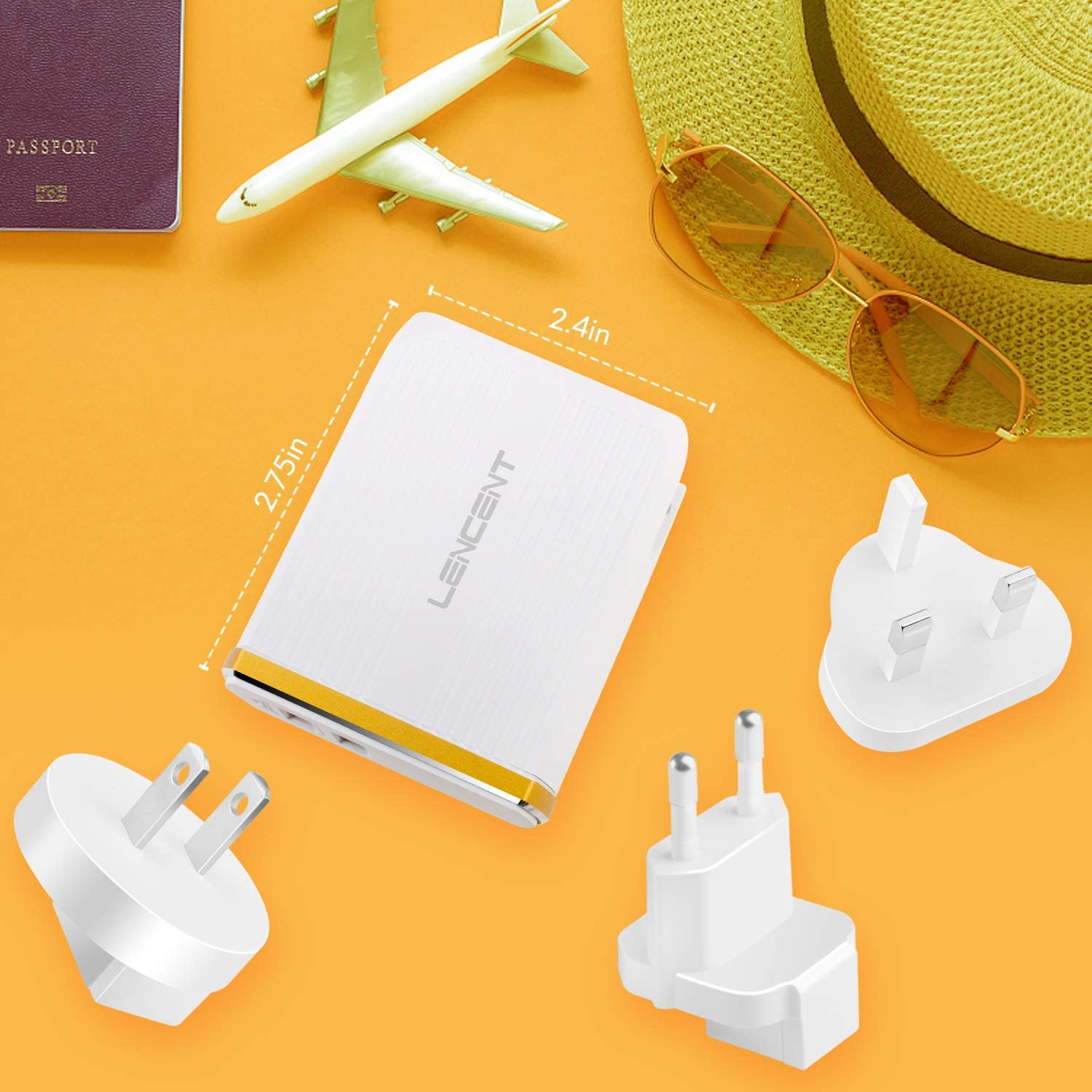 LENCENT Quick Charger