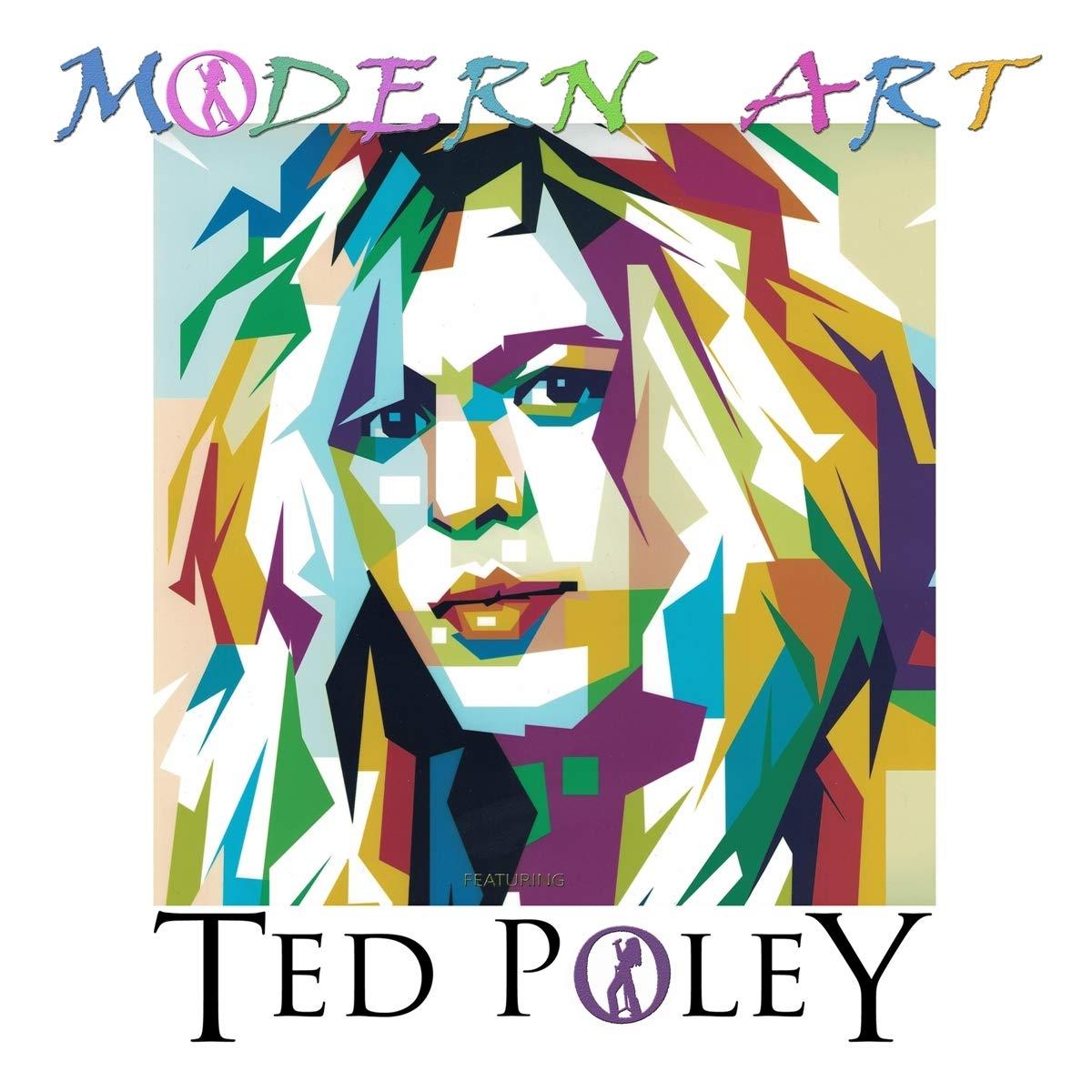 CD : MODERN ART / POLEY, TED - Modern Art (United Kingdom - Import)