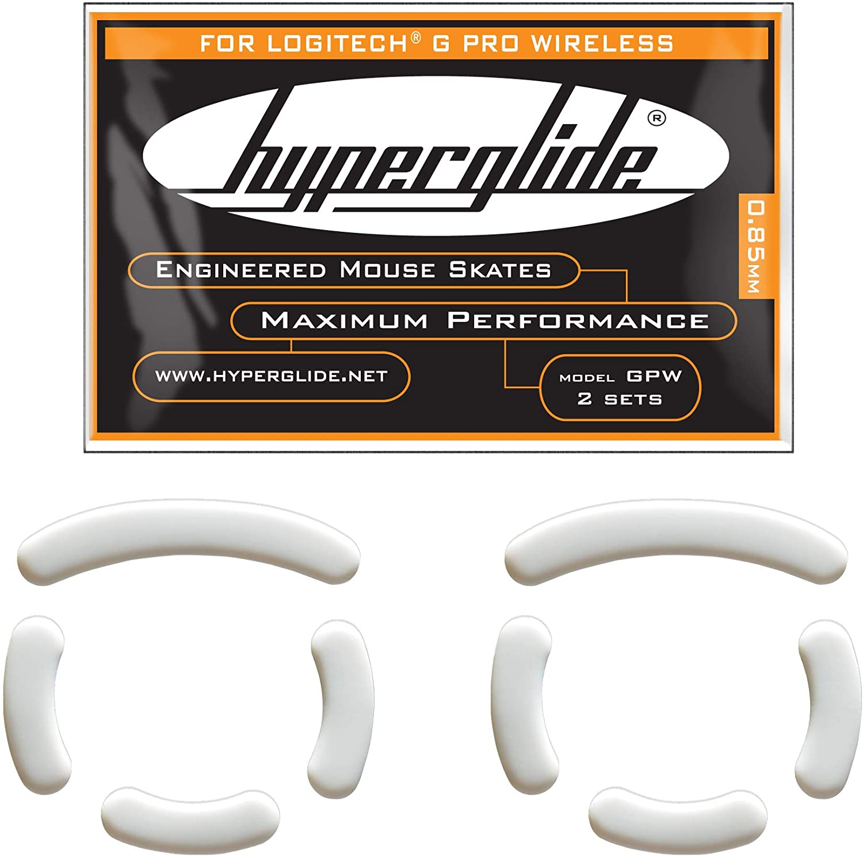 Hyperglide Mouse Skates para Logitech G Pro Wireless