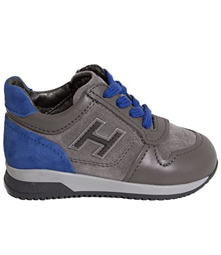 Hogan Junior Bambino Kids Boy Mod. HXT1580U181  Amazon.co.uk  Shoes ... a4367260240
