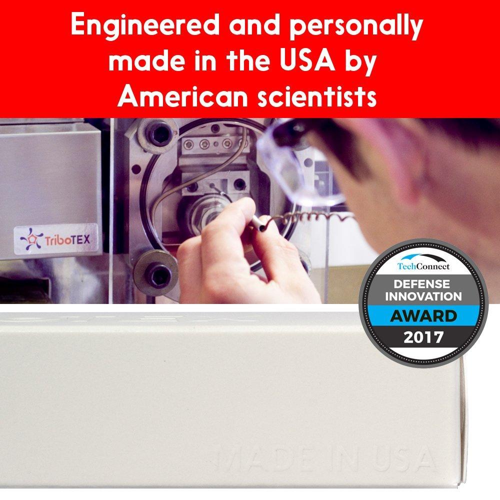 TriboTEX Aceite aditivo: Tratamiento para Aceite de Motor con sintético Hidróxido de Silicona de magnesio (MSH) nanopartículas