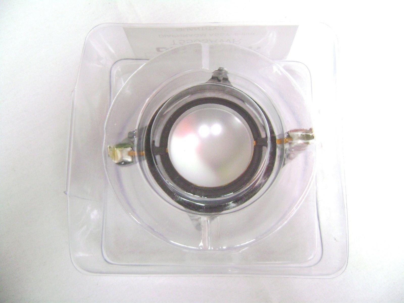 Original Celestion Diaphragm 8ohm T5503AWR for CDX1-1415/1425/1430, QSC-HPR QSC HPR122i, HPR153i, HPR153F & Yorkville NX300