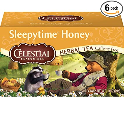 Sleepytime tea pods