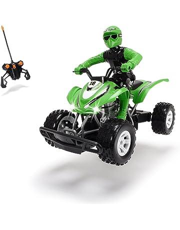 Dickie-Spielzeug - Motocicleta radiocontrol (Dickie 201119403) [Importado]