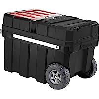 Keter 237787 - Caja de herramientas con ruedas