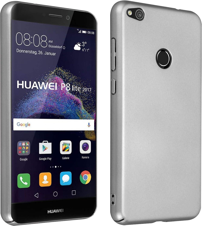 Cadorabo Funda para Huawei P8 Lite 2017 en Metal Plato: Amazon.es ...