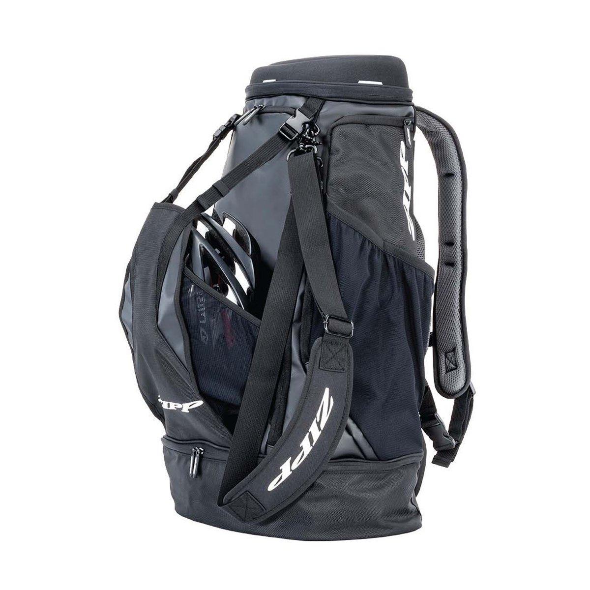 Zipp Transition 1 Gear Bag Black, 56 Liter