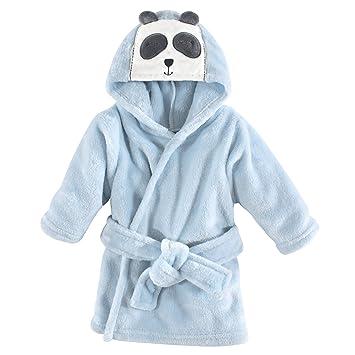 eafd666adb4e Amazon.com  Hudson Baby Soft Plush Bathrobe