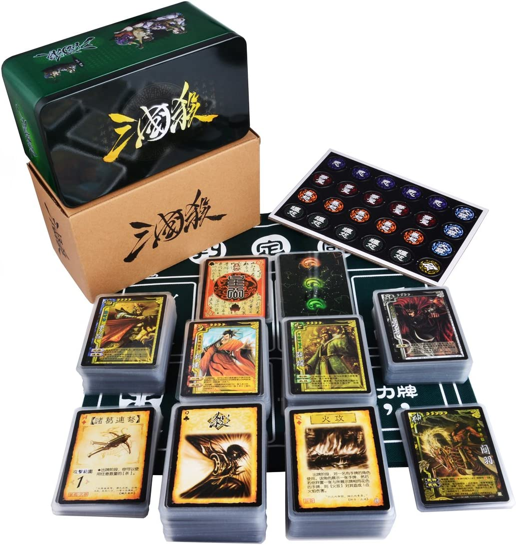 San Guo Sha Sanguosha Deluxe Edition Card Protect Card Game