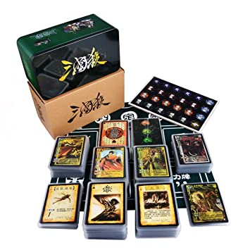 san guo sha card game
