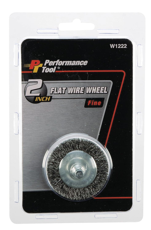Performance Tool W1223 3 Wire Wheel Fine WILW1223