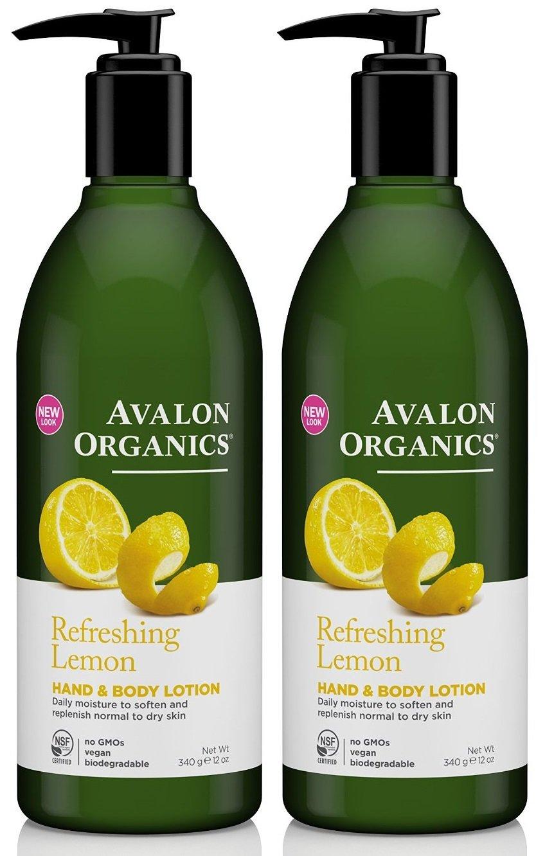 Amazon Com Avalon Organics Glycerin Liquid Hand Soap