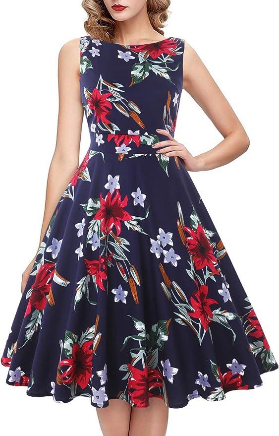 完美的度假季,怎能没有一件印美美的花连衣裙