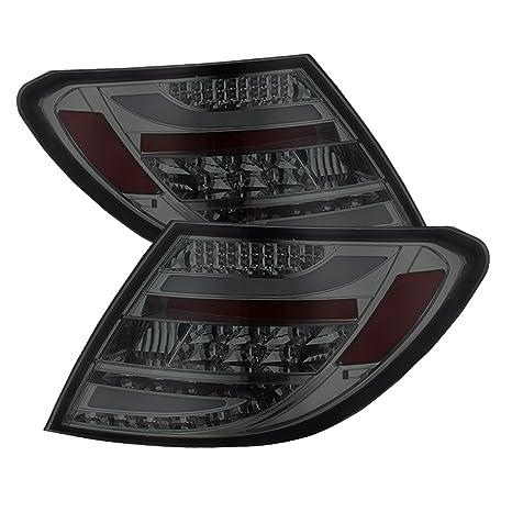 Amazon.com: Spyder Auto Mercedes-Benz W204 Clase C luz ...