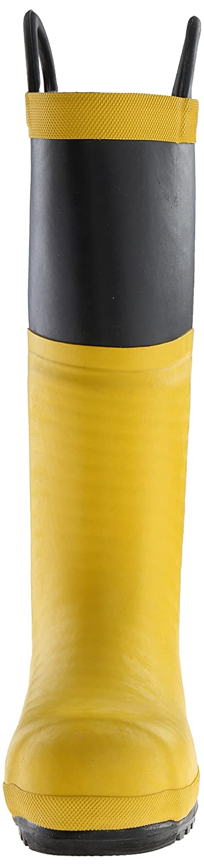 Viking Footwear Firefighter Chainsaw 13 Waterproof FR Boot B00FG90ASC 13 Chainsaw D(M) US|Yellow/Black ac1066
