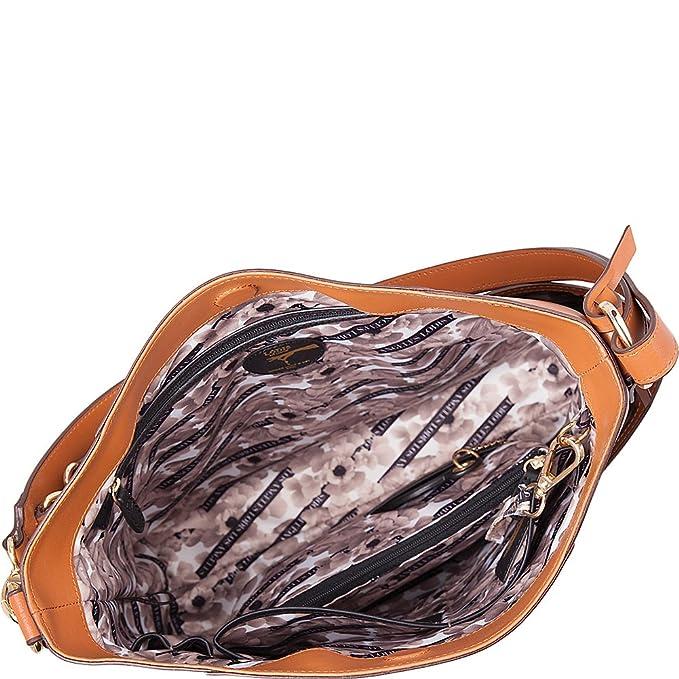 Lodis8505RDEO - Rodeo Rfid Jessie Bucket Mujer, Beige (Latte), Talla única: Amazon.es: Zapatos y complementos