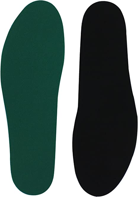 5 Pack Spenco RX Comfort Insoles Men Size 8-9 1 Pair Each Women Size 9-10