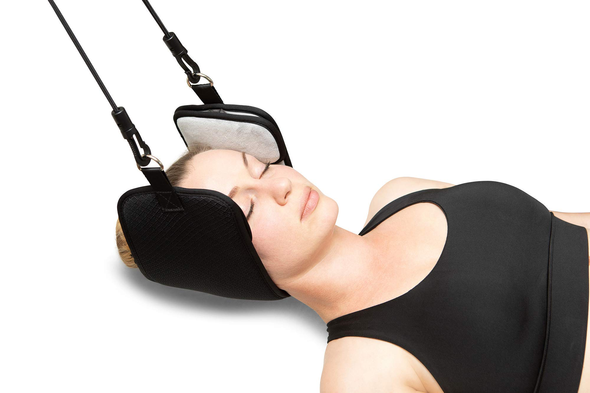 Mazzello Head Hammock for Neck Pain & Stress Relief | Cervical Traction Device | Increased Mobility & Flexibility by Mazzello