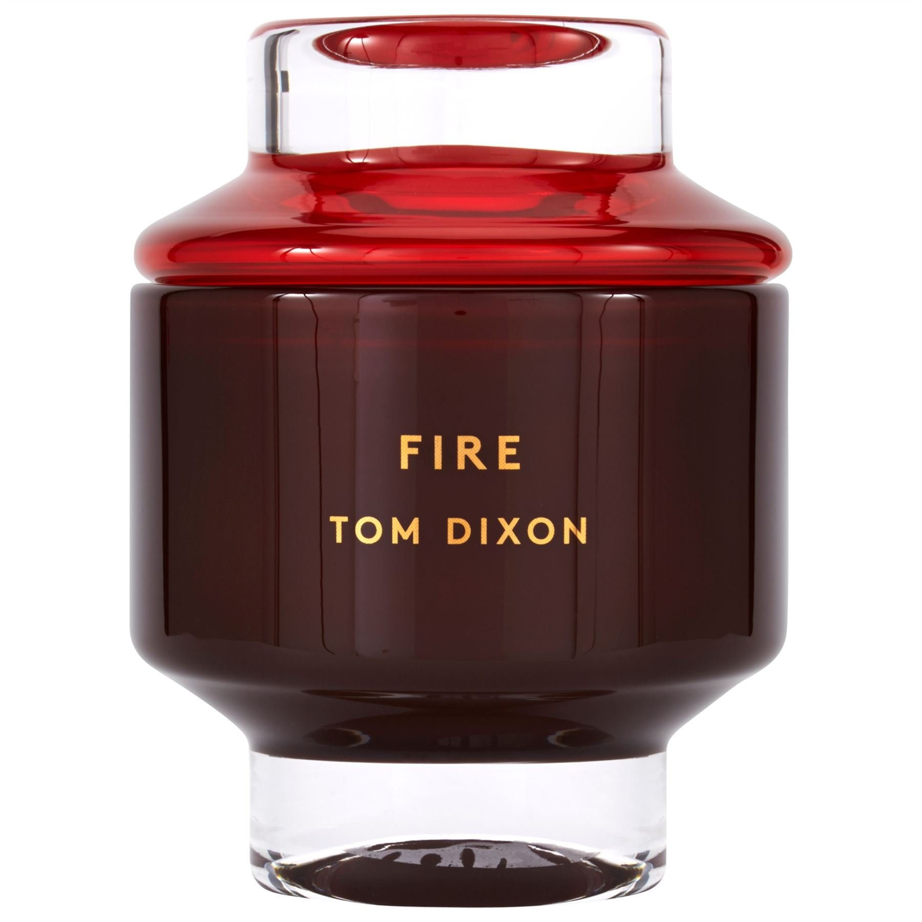 Tom Dixon Fire Scented Candle Large