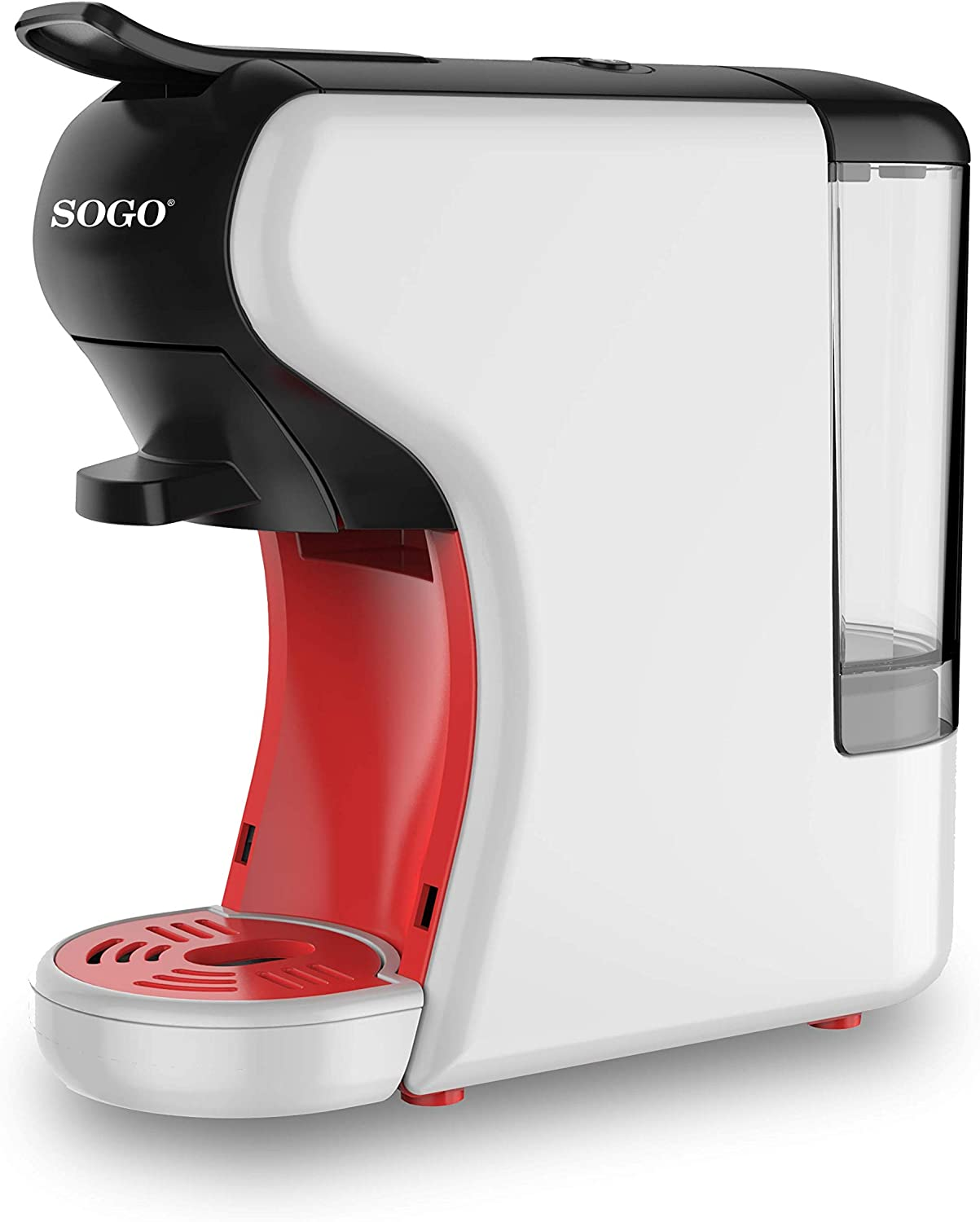 CAFETERA MULTICAPSULA SOGO CAF SS-5675 - DOLCE GUSTO, NESPRESSO ...