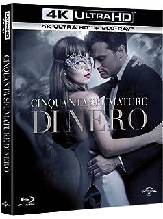 Cinquanta Sfumature di Nero (Versione Cinematografica + Versione Estesa) (2 4K UltraHD [