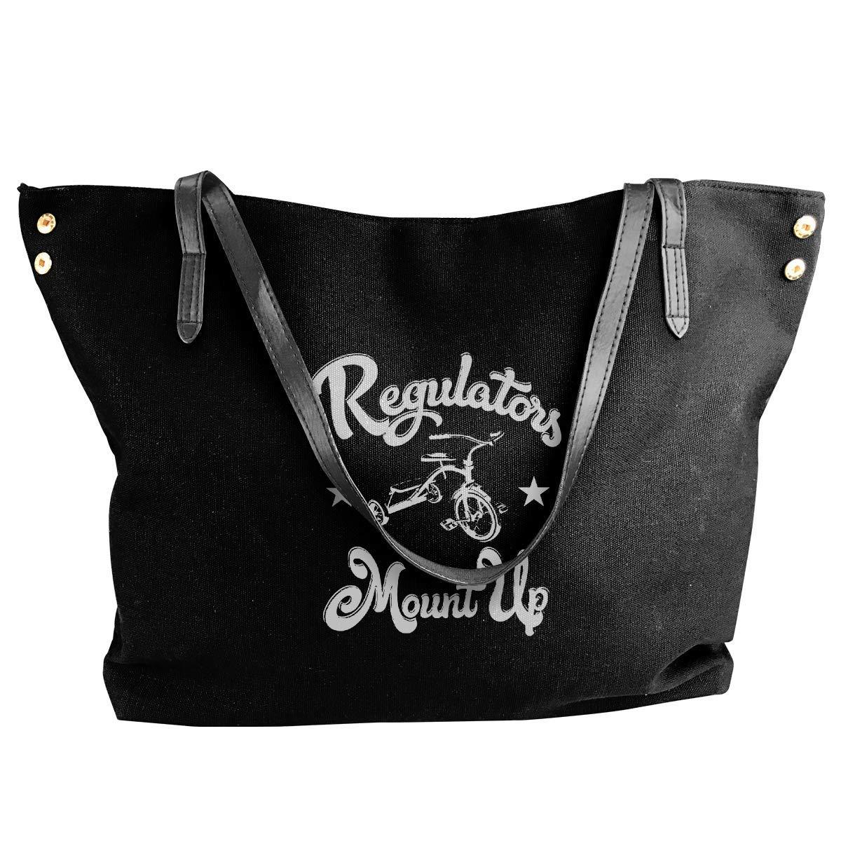 Casual Canvas Shoulder Bag Regulators Mount Up Messenger Bags Crossbody Bag