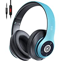 8S Wireless Headphones Over Ear, Hi-Fi Stereo Headsets Volume Control Foldable Wireless Earbuds with Built-in Microphone…