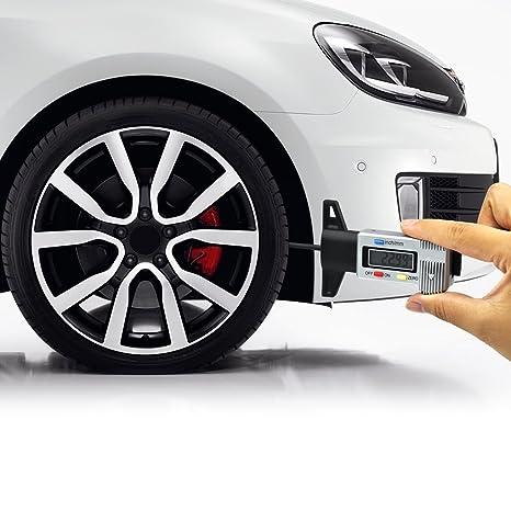 TRIXES Medidor Digital de Profundidad del Dibujo de los Neumáticos para Coches, Bicis y Caravanas: Amazon.es: Coche y moto