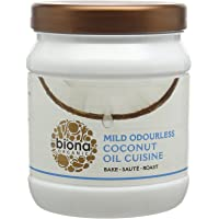 Biona Organic Coconut Oil Cuisine Mild and Odourless 875 ml