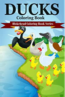Little Duck Coloring Book: Kimberly Link: 9781502788238: Amazon.com ...