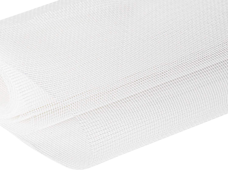 blanc Fowong Moustiquaire pour fen/être 250 x 120 cm