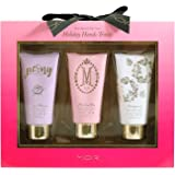 MOR Boutique Hand & Nail Cream Trio Gift Pack, 3 x 50ml