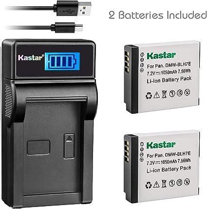 Wasabi Power Battery for Panasonic DMW-BLH7 DMW-BLH7PP DMW-BLH7E