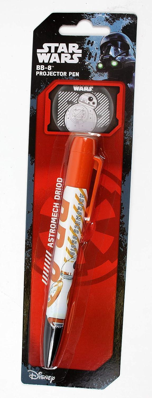 Disney STAR WARS - Bolígrafos para proyector X Wing y BB8, color ...