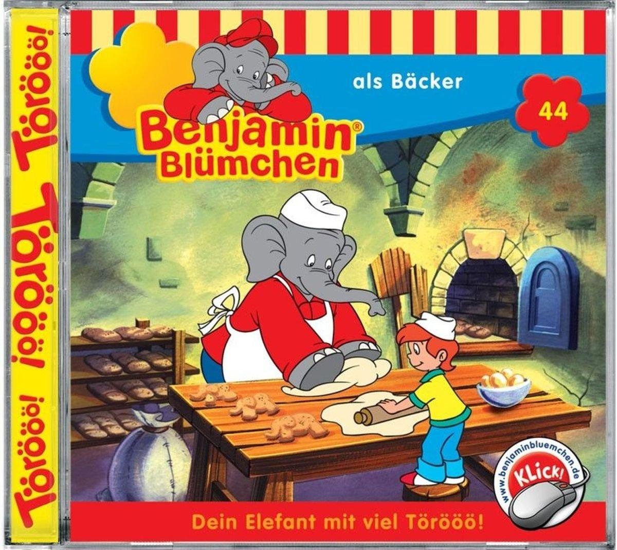 Folge 44 Benjamin Als Backer Benjamin Blumchen Amazon De Musik