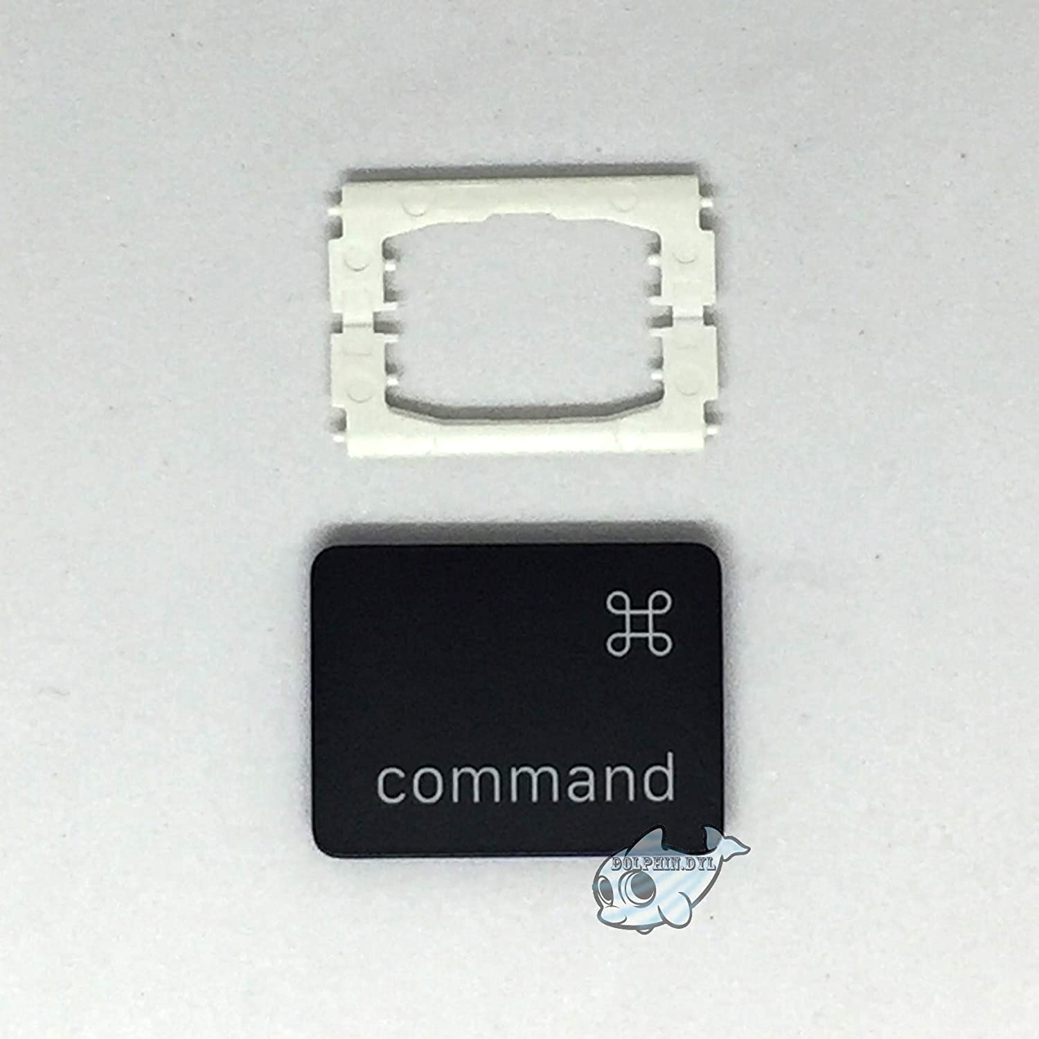 Dolphin.dyl TM Replacement Individual Key Cap for US MacBook Pro A1706 A1707 A1708 Key Cap with Hinge Left Command Key