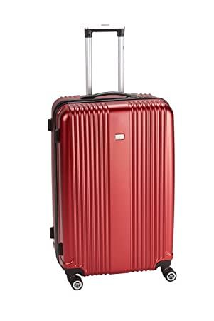 Pure - Maleta Sensation / maleta de viaje rígida / maleta con ruedas / de PET sólido / con 4 ruedas ...
