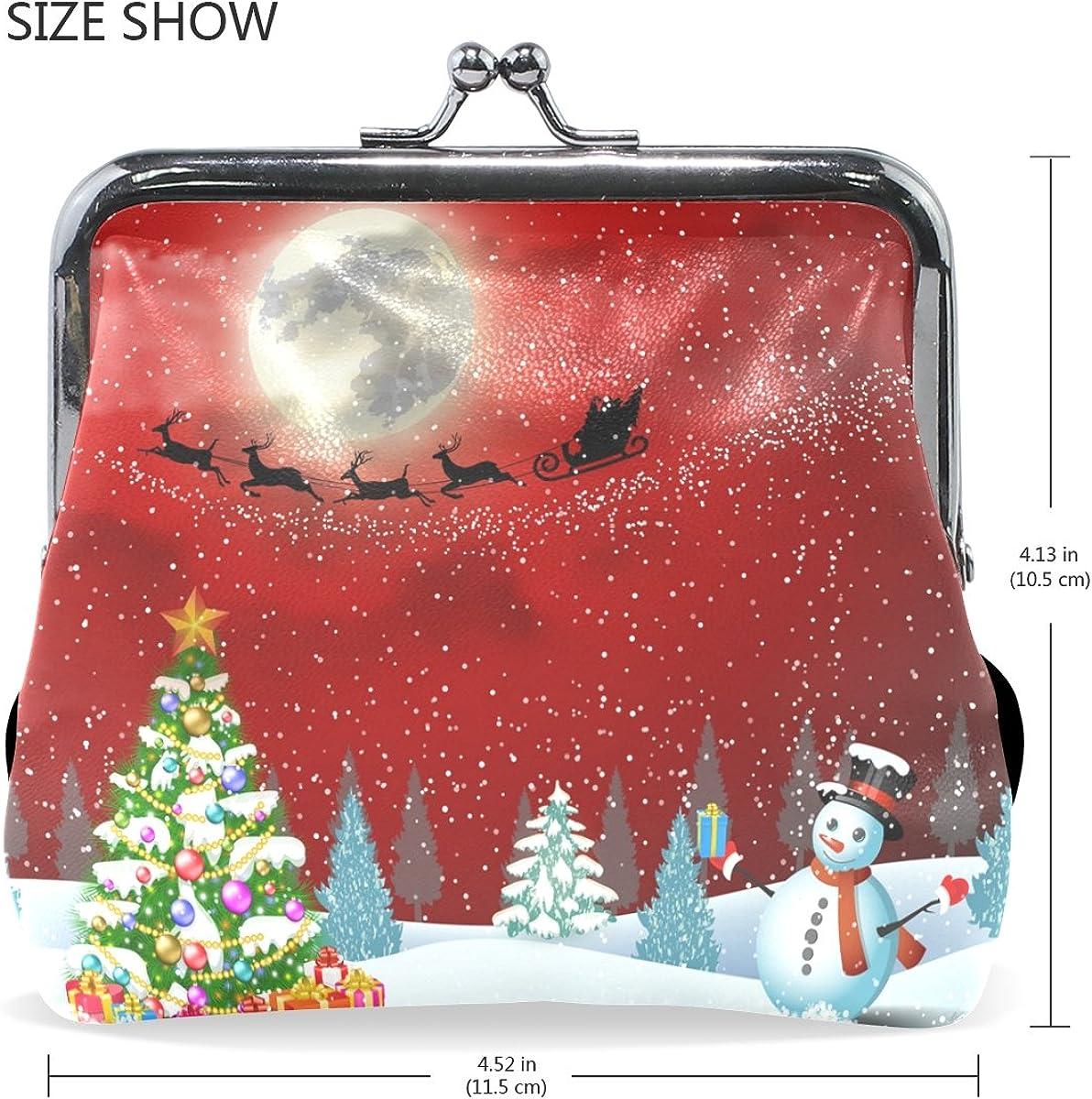 Coin Purse Strawberry Water Wallet Buckle Clutch Handbag For Women Girls Gift