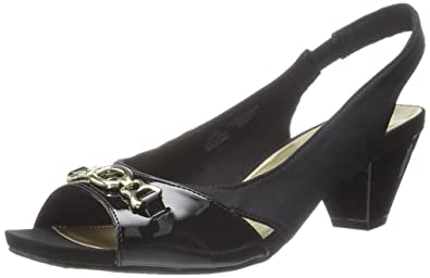 Bandolino Women's Ryker Dress Pump, Black, ...