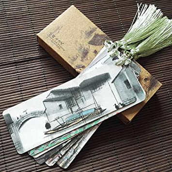 Bookmark Featured Gifts Chinese Style Classical Birthday Gift Sent The Teacher A Paper Creative Student