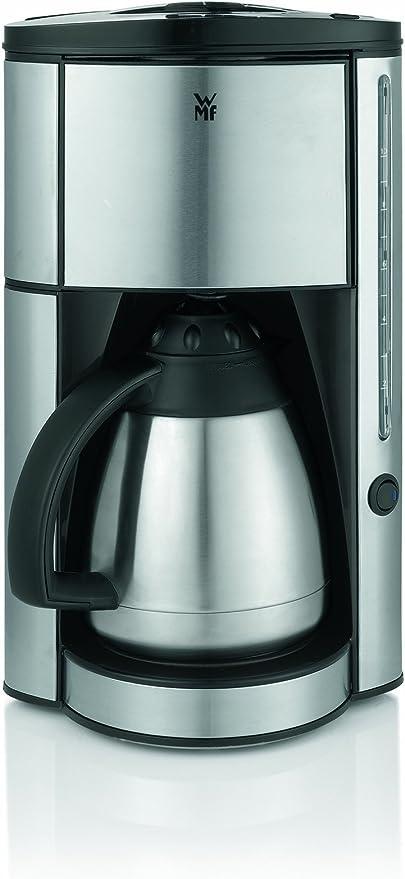 WMF 04 1202 0011 Genio - Cafetera de goteo, jarra termo: Amazon.es ...