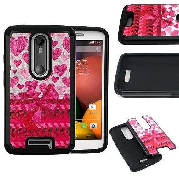 Motorola Droid Turbo 2 Case, X Force Case, Bounce Case, SOGA [Smart