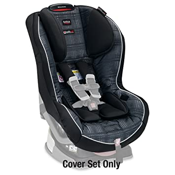 Britax Boulevard Convertible Car Seat Cover Set Domino
