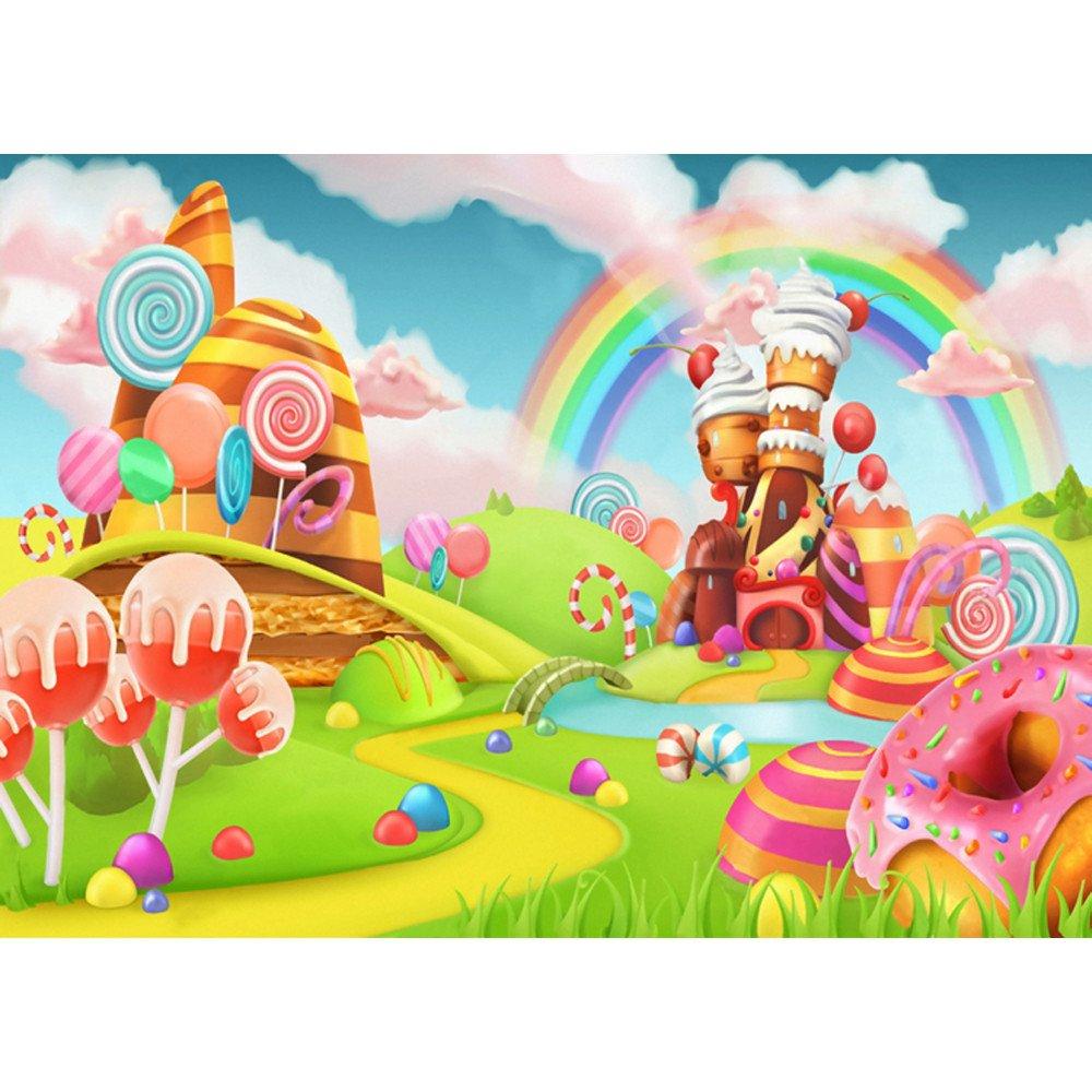 Foto de Mascotas tel/ón de Fondo de fotograf/ía de Retrato Video Pascua Foto Estudio 3D Fondo de Tela,Dwevkeful 150 * 90cm Lienzo de Fondo para Estudio Publicidad